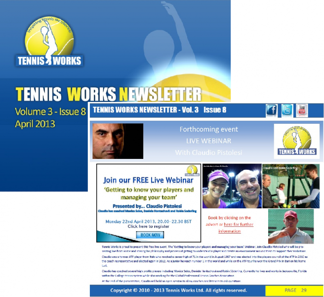 TWN - Vol 3 - Issue 8 - April 2013 Image