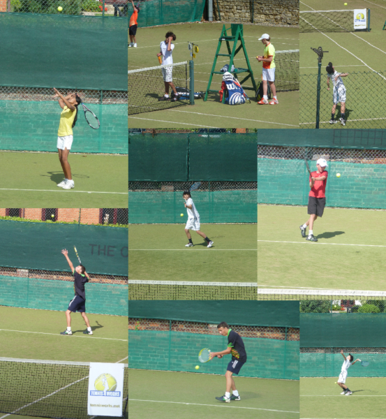 2012 SSLTC Junior Open - Action