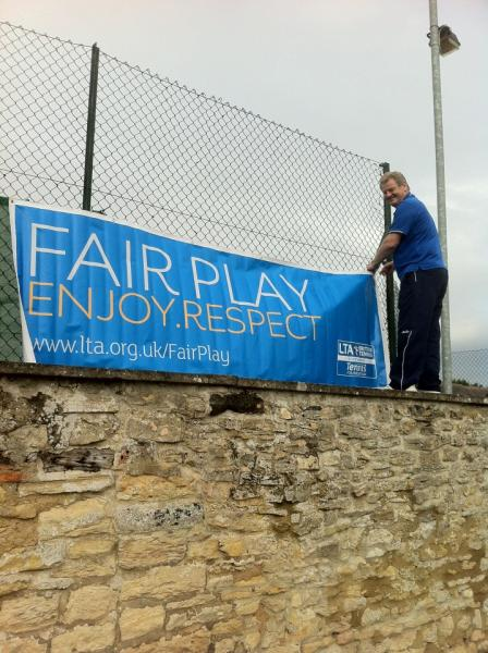 Fair Play - Enjoy Respect