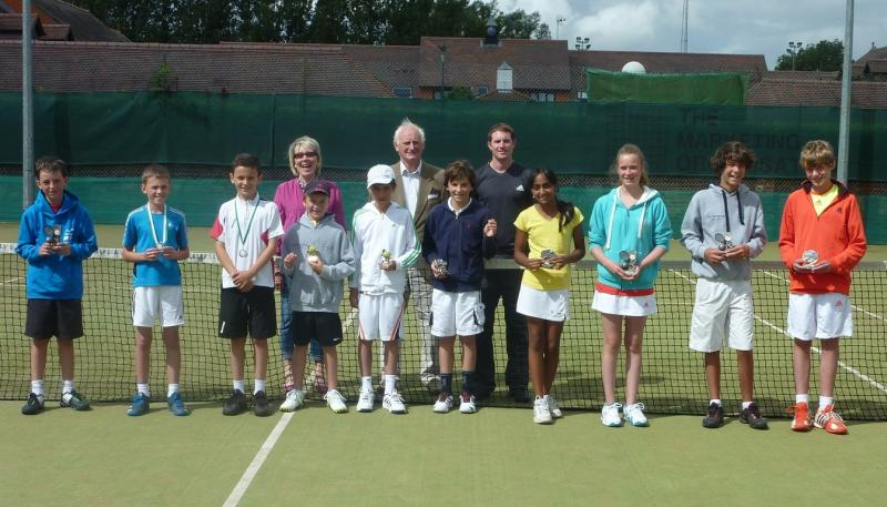 2012 SSLTC Junior Open Competition