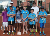 Tennis Works accademy visit to Mallorca in 2012
